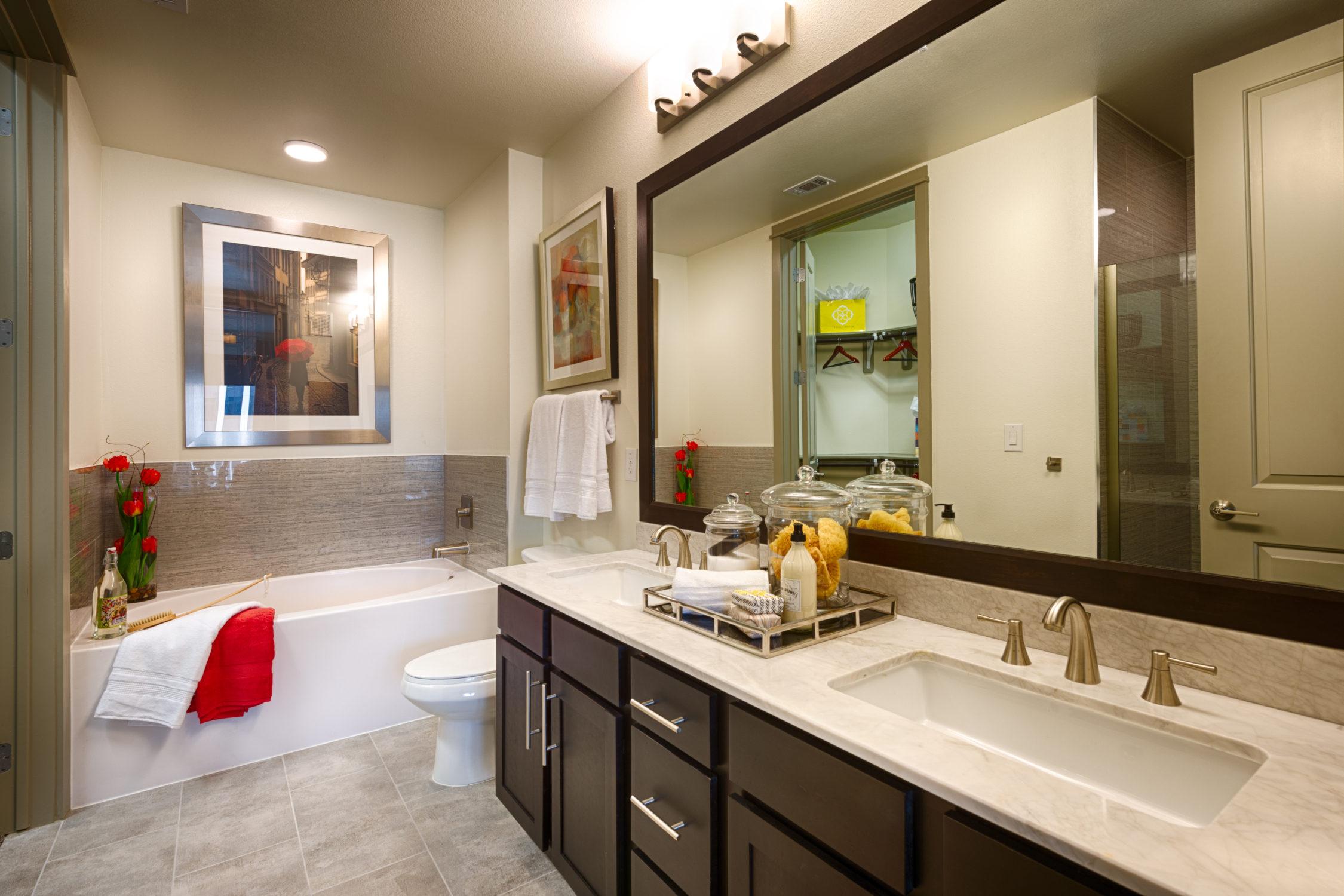 Bathroom - Alexan CityCentre