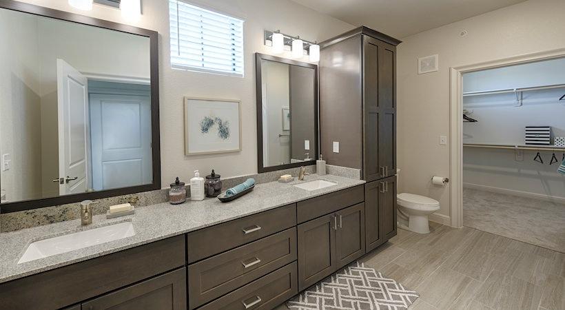Bathroom - Asher Oaks