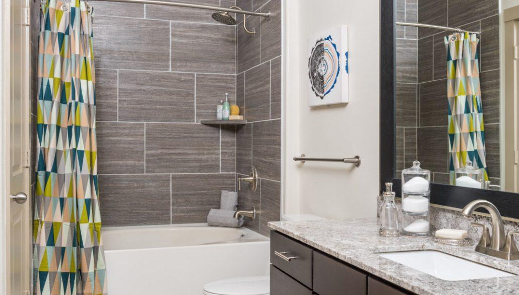 Bathroom - Broadstone Skyline Apartments