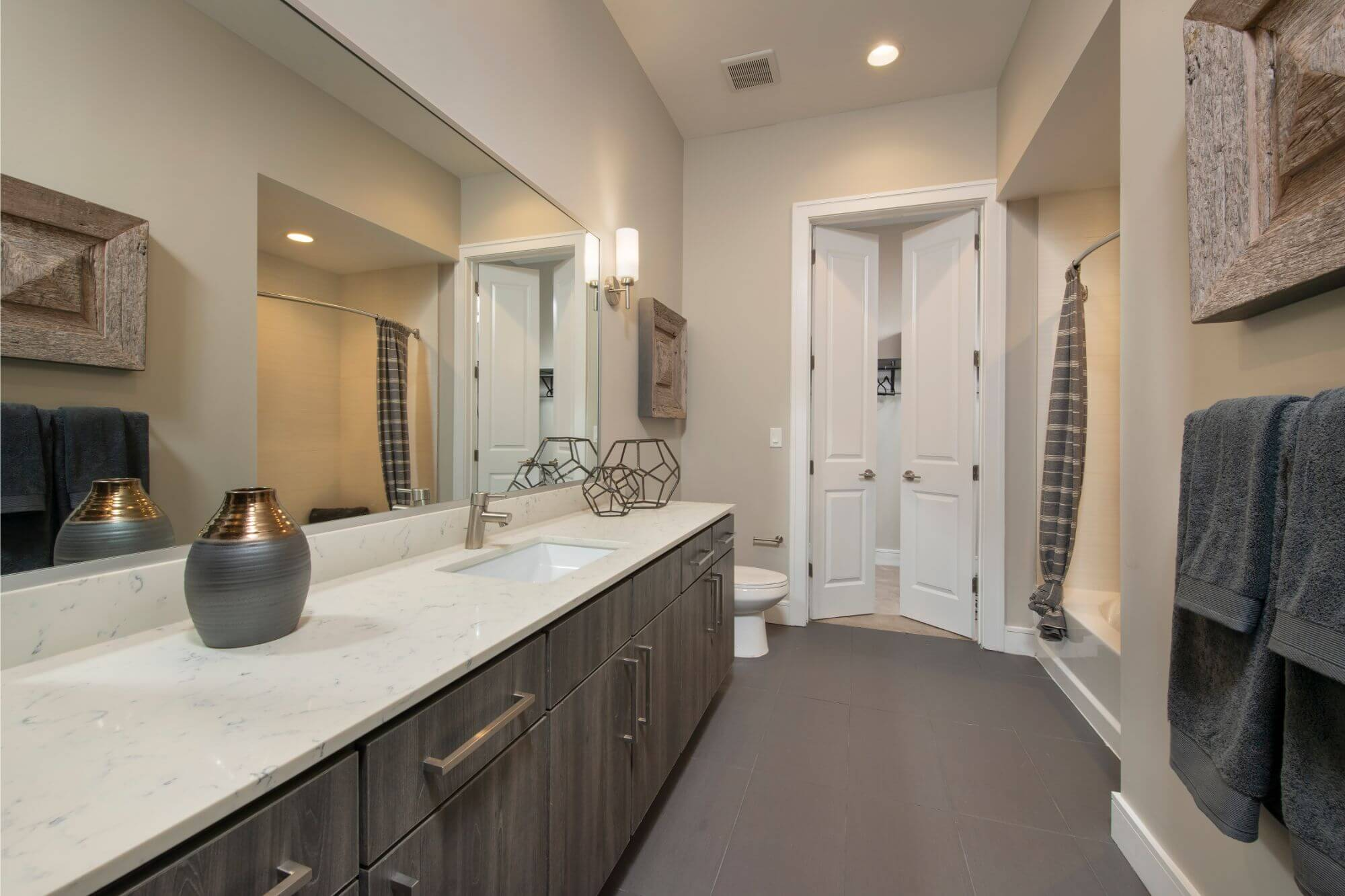 Bathroom - Catalyst Apartments