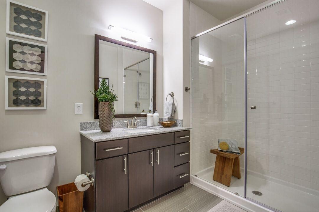 Bathroom - Folio West Apartments