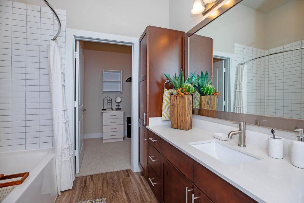 Bathroom - Hardy Yards