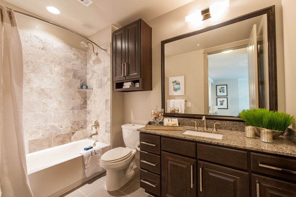 Bathroom - Pearl Residences At CityCentre