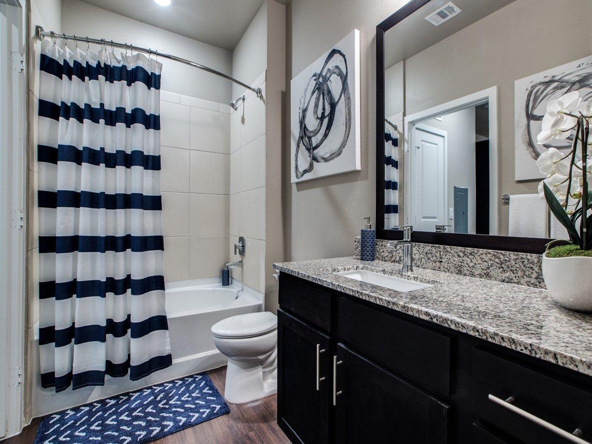 Bathroom - Sanctuary at Jacobs Reserve Apartments