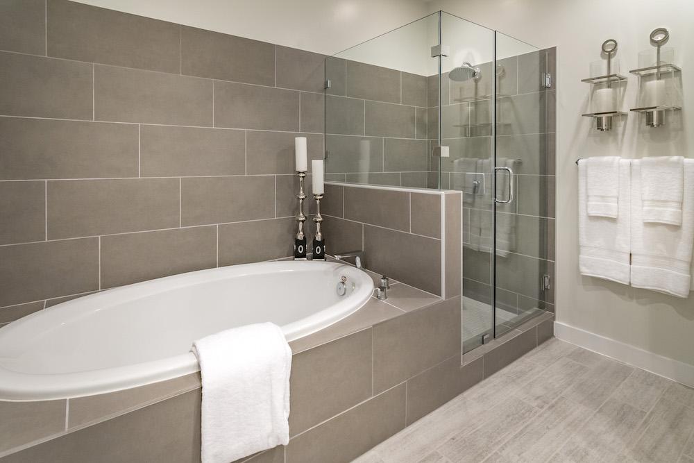 Bathroom - The Star Apartments