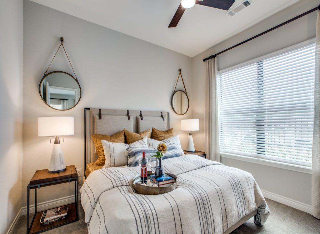 Bedroom - Alexan Exchange