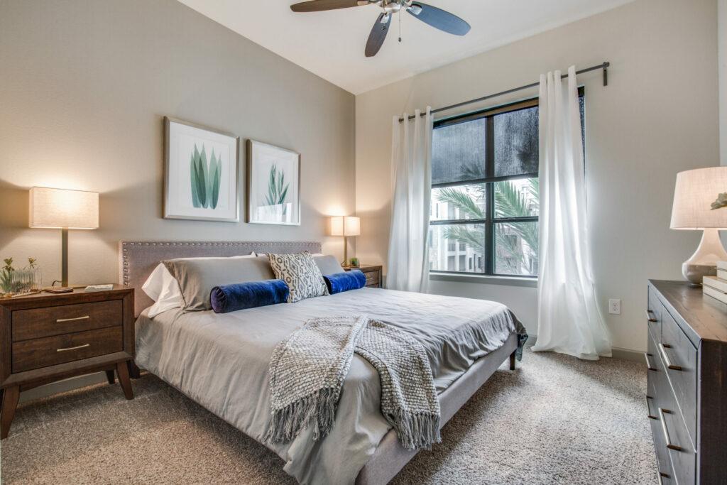 Bedroom - Alexan Southside Place