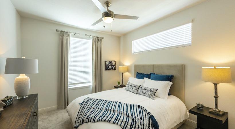 Bedroom - Asher Oaks