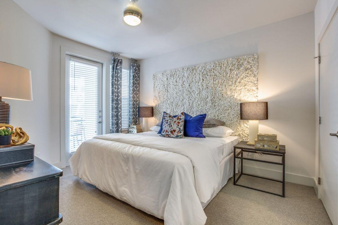 Bedroom - Folio West Apartments