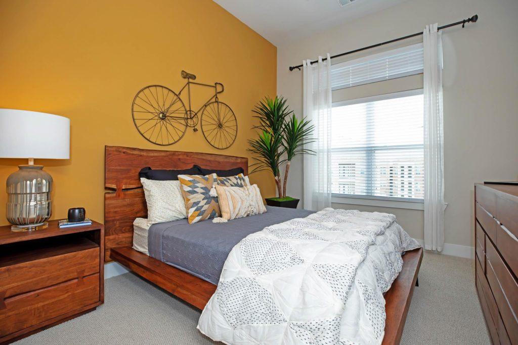 Bedroom - Hardy Yards