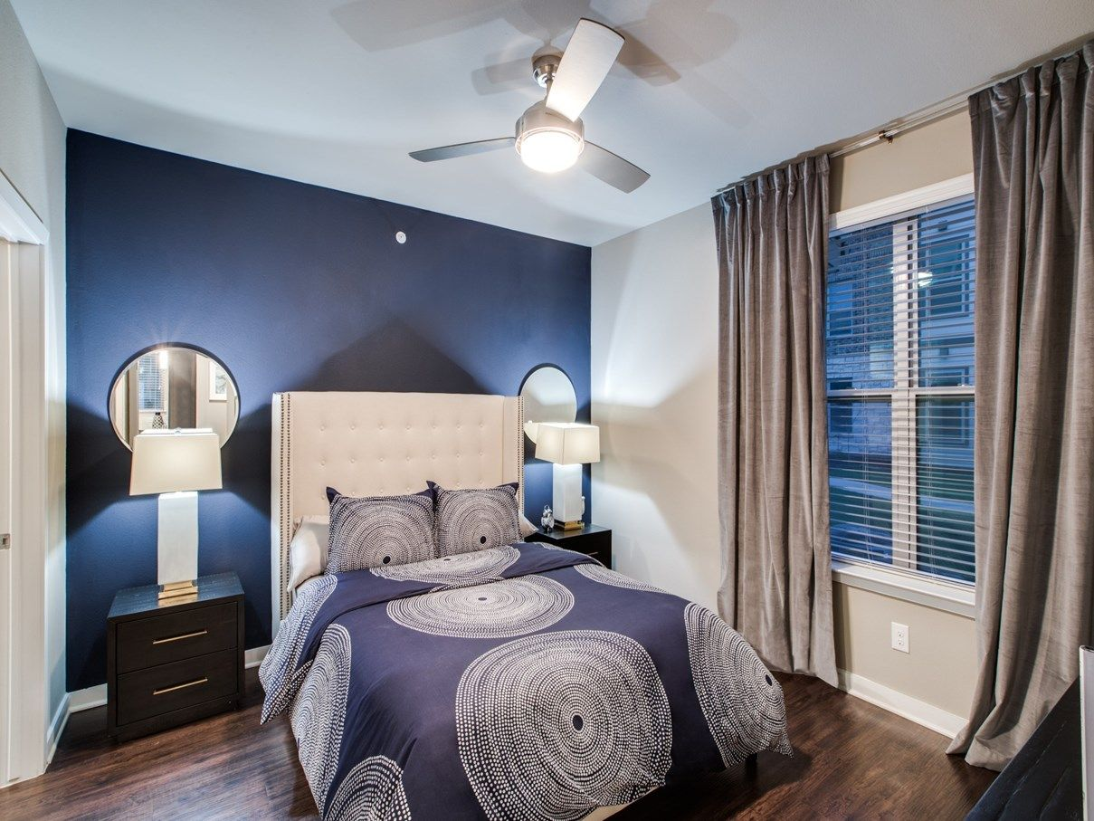 Bedroom - Sanctuary at Jacobs Reserve Apartments