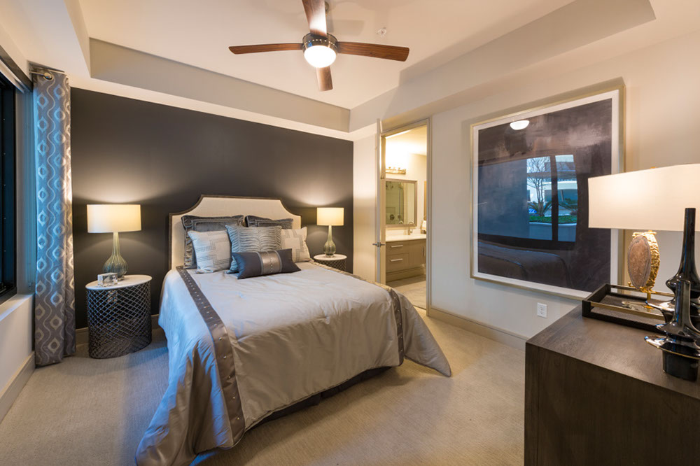 Bedroom - The Hayworth