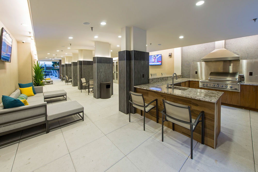 Club Room - Pearl Residences At CityCentre