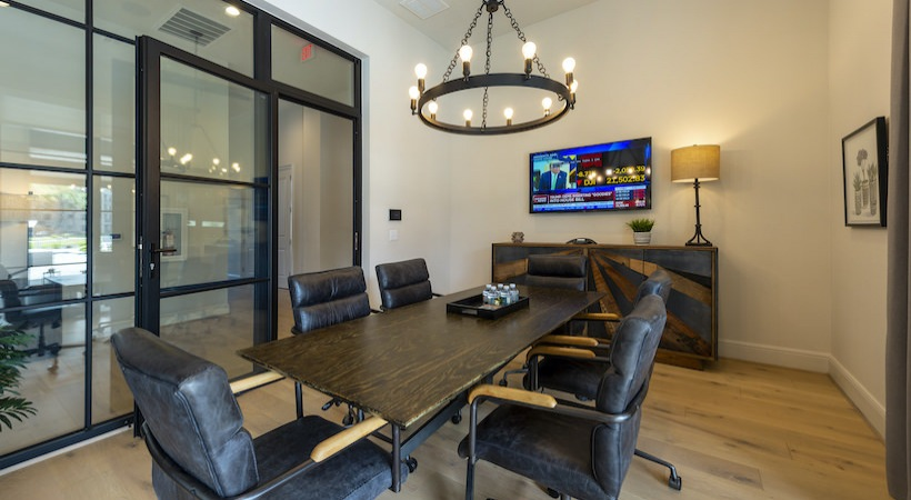 Conference Room - Asher Oaks
