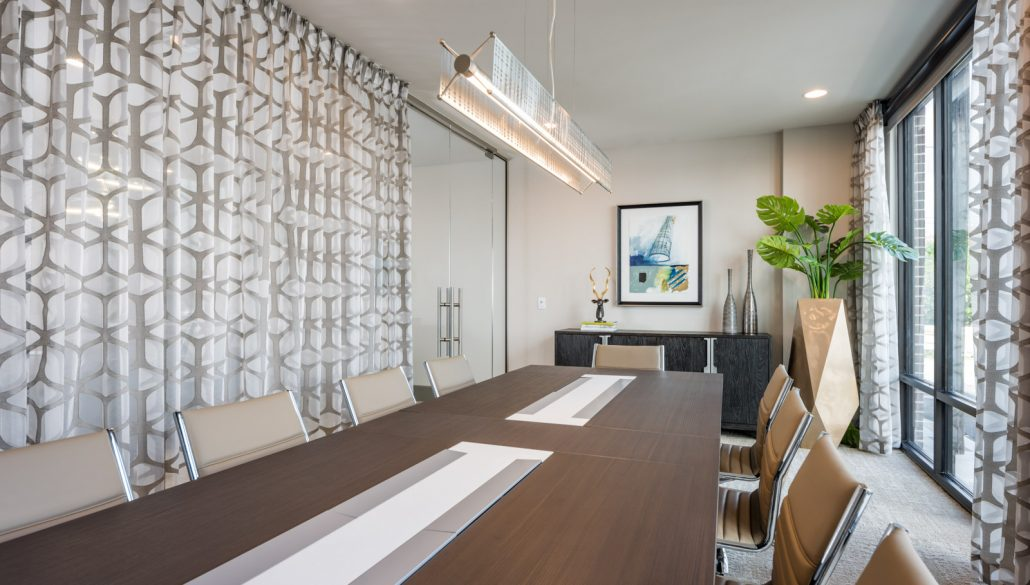 Conference Room - Broadstone Skyline Apartments