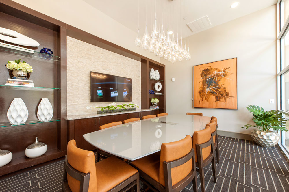 Conference Room - Pearl Residences At CityCentre