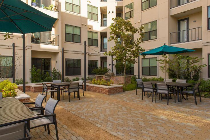 Courtyard - Mezzo Kirby Med Center