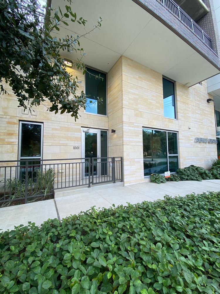 Entrance - Avenue Grove Apartments