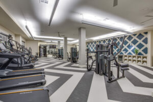 Fitness Center - Alexan Southside Place