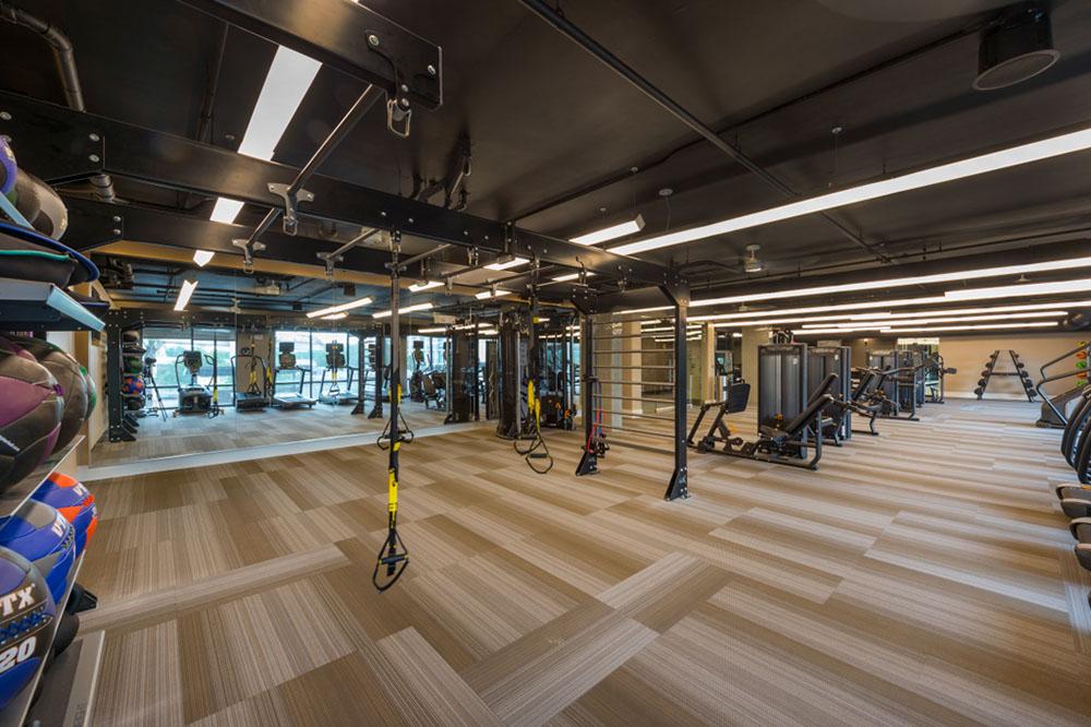 Fitness Center - Alexan CityCentre