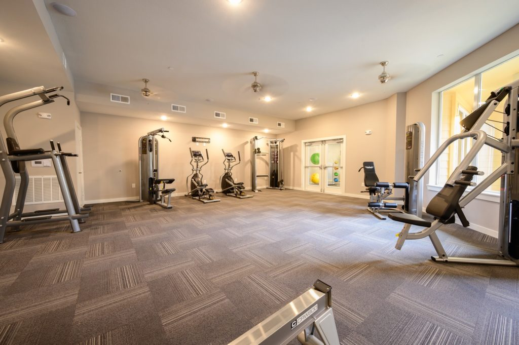 Fitness Center - Aspire at 610