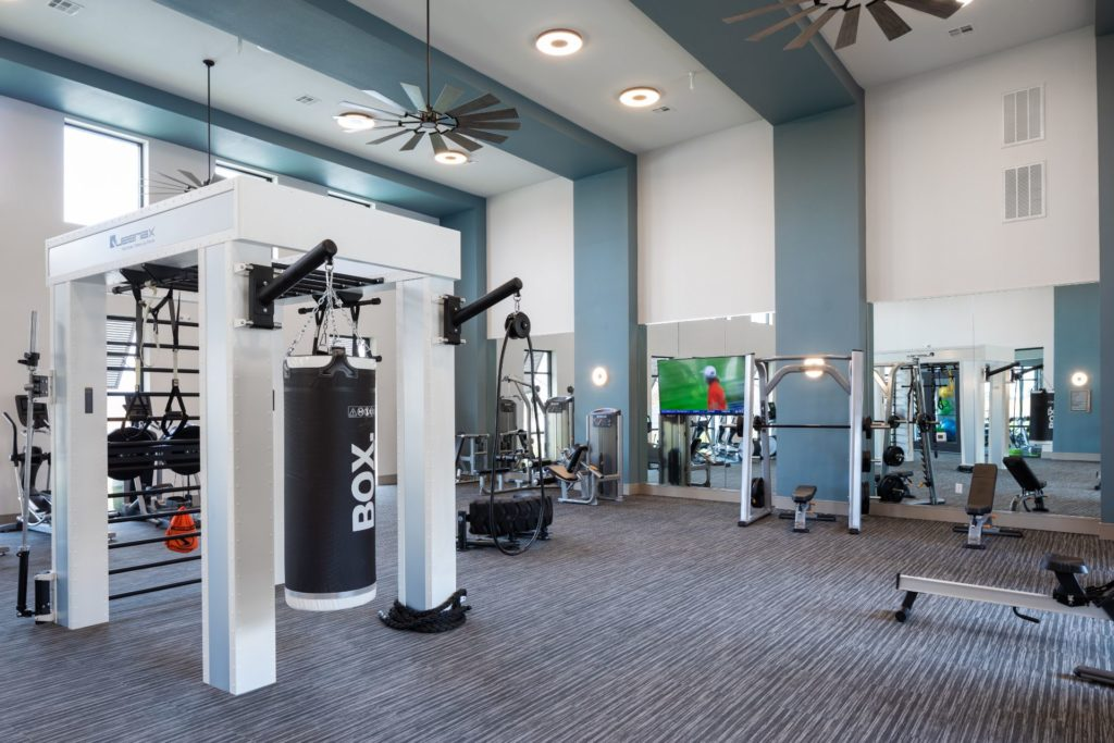 Fitness Center - Broadstone Market Station