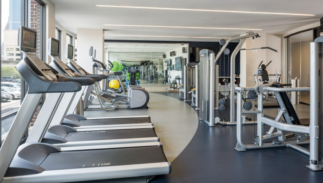Fitness Center - Broadstone Skyline Apartments