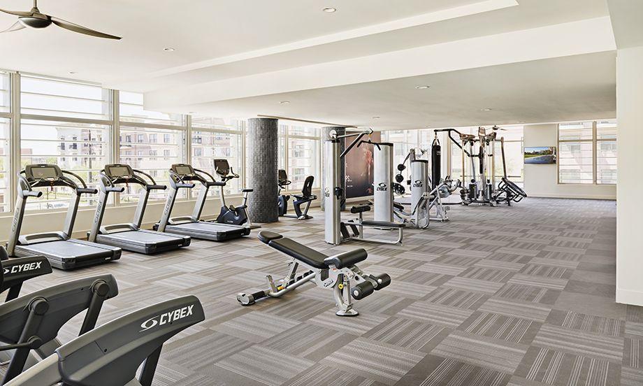 Fitness Center - Camden McGowen Station