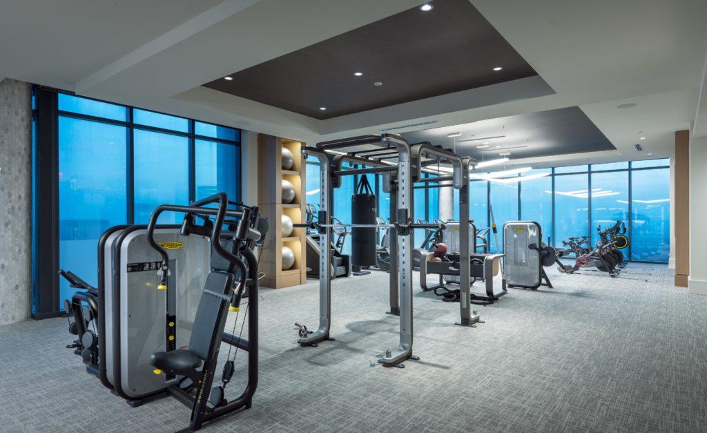 Fitness Center - Hanover BLVD Place