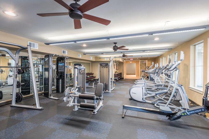 Fitness Center - High Point Uptown