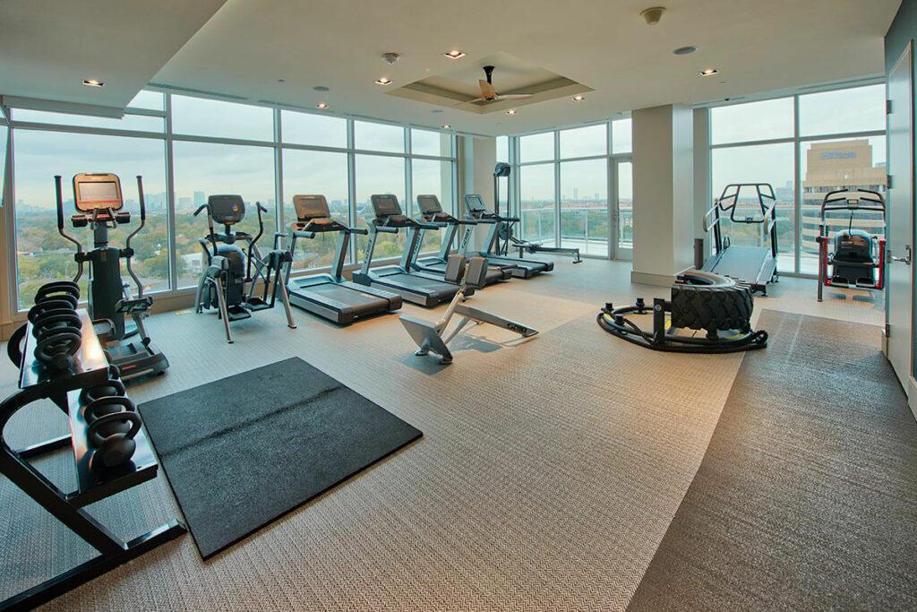 Fitness Center - Latitude Med Center