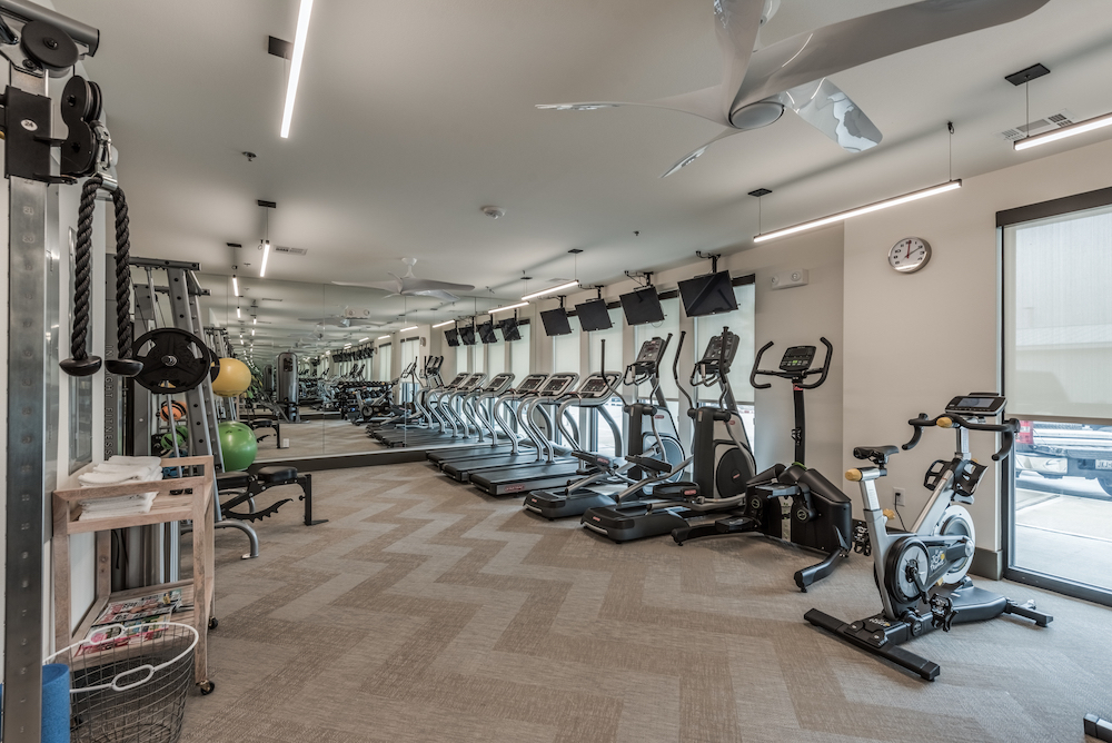 Fitness Center - Marina Bend at Clear Creek