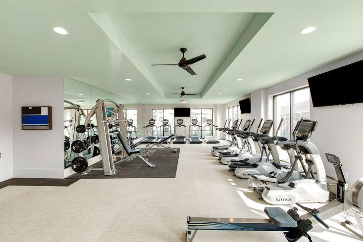 Fitness Center - Mezzo Kirby Med Center