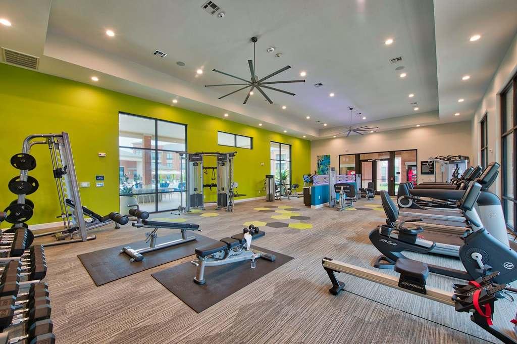 Fitness Center - San Remo