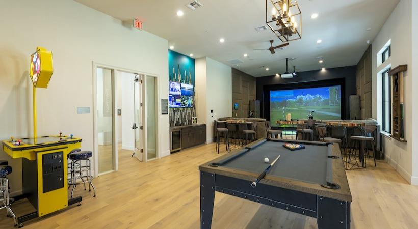Game Room - Asher Oaks