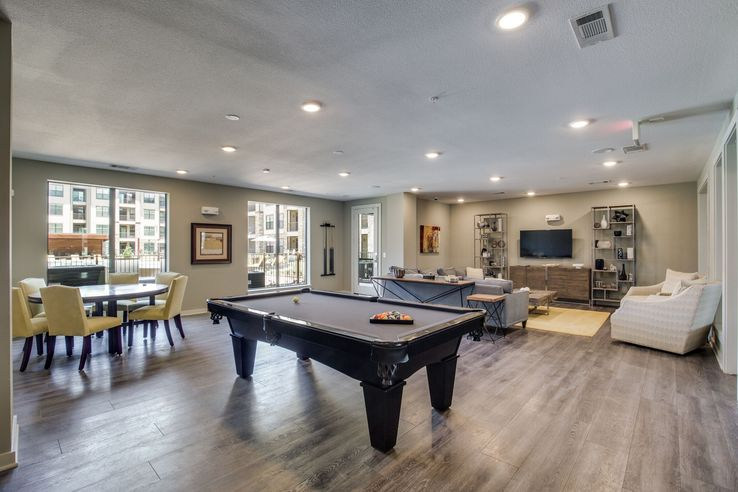 Game Room - The MILO on Westheimer