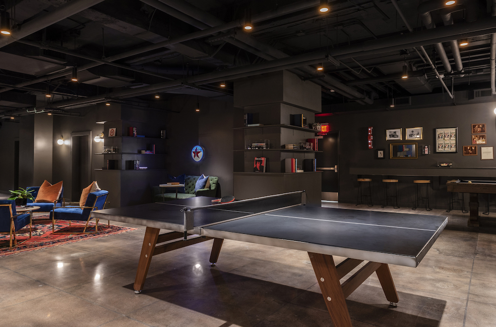Game Room - The Star Apartments