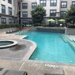 Pool Area - Three Thousand Sage Apartments