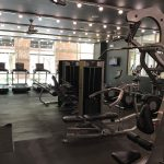Fitness Center - WaterWall Place