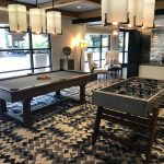 Billiards Room - Tate at Tanglewood