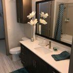 Bathroom Vanity - Pearl Washington Apartments