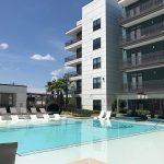 Pool Area - Pearl Washington Apartments