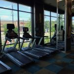 Fitness Center - Pearl Washington Apartments