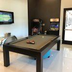 Billiards Room - Pearl Washington Apartments