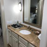 Bathroom Vanity - The Museum Tower