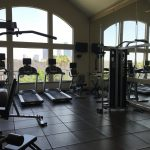 Fitness Center - Siena at Memorial Heights