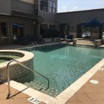 Pool Area - Siena at Memorial Heights