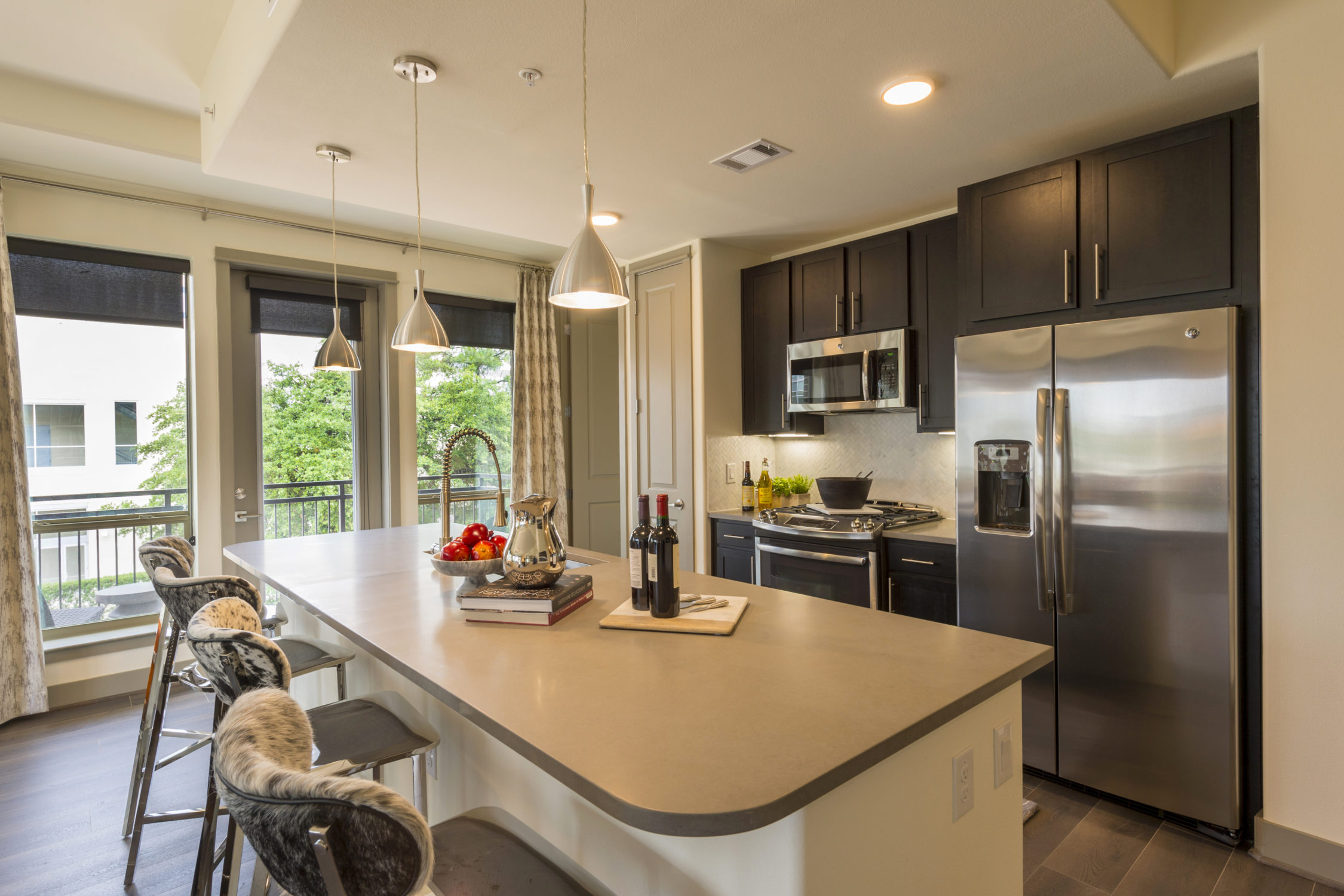 Kitchen - Alexan CityCentre