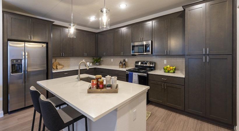Kitchen - Asher Oaks