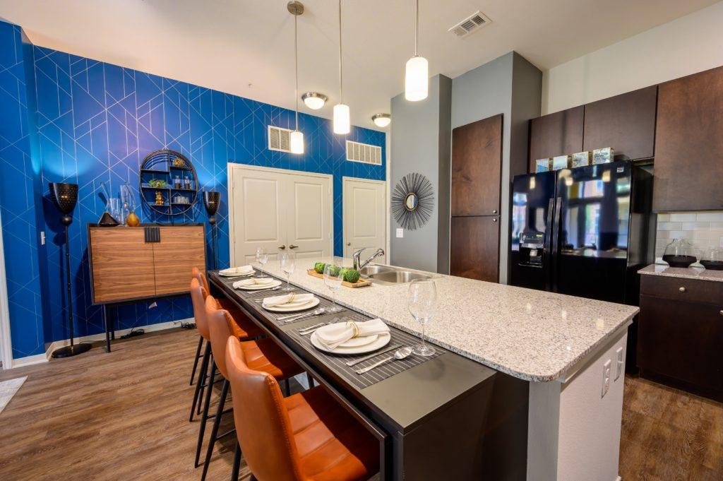 Kitchen - Aspire at 610